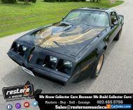 1981 Pontiac Trans Am 301ci - V8, Turbo Charged, WS6, PHS, 77K miles