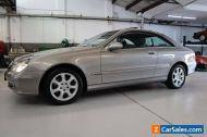 Mercedes CLK320 Elegance MY 2005