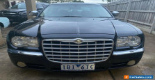 Chrysler 300c Black Turbo Diesel Sedan with Rego & Current RWC. Priced to Sell
