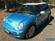 2002 MINI COOPER S W/Heaps of extras