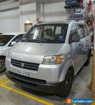 Suzuki APV 2007 van