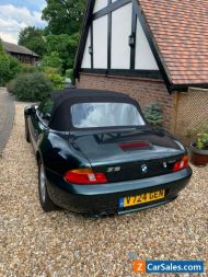 1999 V REG BMW Z3 Roadster 2.0 SIX Cylinder British Racing Green