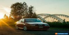 Alfa Romeo: 155 Zender Limited Edition