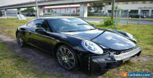 2016 Porsche 911 Coupe Carrera Black Edition
