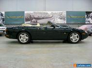 1997 Jaguar XK8 4L V8 Convertible