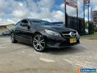 2013 Mercedes-Benz E-Class C207 E250 Coupe 2dr 7G-TRONIC + 7sp 2.0T [Jun] Black