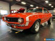 1969 Chevrolet Camaro SS Custom