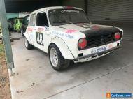 Classic Mini Sports Sedan Log Book Super Mini, not Clubman GT, Cooper S,