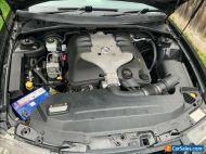 2006 Holden VZ Commodore Black sedan SVZ