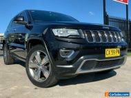 2015 Jeep Grand Cherokee WK Limited Wagon 5dr Spts Auto 8sp 4x4 3.6i [MY15] A