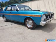 1971 Ford Falcon XY GT tribute 351 4V auto unfinished project XW XA XB GS HO ESP