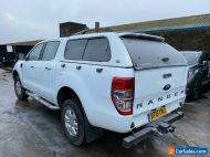 2015 Ford Ranger 2.2 TDCi 4X4 Diesel Manual DAMAGED REPAIRED Salvage
