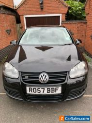 VW Golf GT Sport TDI 170 Black 5 Door