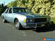 1979 Chevrolet Caprice Classic V8 350 Automatic Cool Cruiser with Chrome Galore