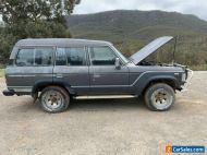 1988 Toyota Landcruiser Sahara 4.0L Petrol Auto