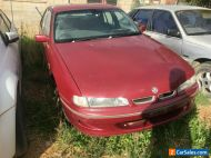 Holden Commodore VS Acclaim 3.8L Auto Series 2 1997 Model, Damaged