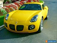 2009 Pontiac Solstice GXP - COUPE, MANUAL, SUPER RARE, ONE OF 8 OF 65724