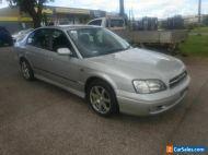 1999 Subaru Liberty Rx Sedan Automatic