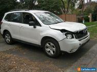 2013 SUBARU FORESTER 2.5i-L AUTO WAGON DAMAGED