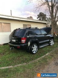 Jeep Grand Cherokee WH 5.7 V8 4WD low kms Long Rego