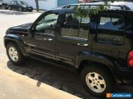 2004 Jeep Cherokee CRD Limited