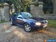 2003 VW GOLF GT TDI PD 150 6 SPEED - JUST 3 KEEPERS - NEW MOT - LOTS OF HISTORY