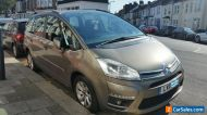Citroen C4 Grand Picasso 1.6 HDi VTR+PLUS LOW MILEAGE DIESEL MANUAL 2011