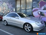 Mercedes Benz CLK 500 v8 Coupe