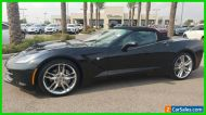 2019 Chevrolet Corvette Stingray 2dr Convertible w/3LT