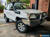 2003 Toyota Landcruiser Prado Gxl (4x4) 4 Sp Automatic 4d Wagon