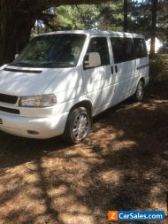 VW Caravelle GLS Van