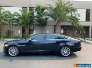 2012 Jaguar XJ -L FULLY LOADED V8 PORTOFOLIO EDITION