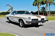 1973 Oldsmobile Hurst W-30 Matching # 455 real deal very rare