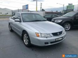 2004 Holden Commodore VY II Equipe Sedan 4dr Auto 4sp 3.8i Automatic A Sedan