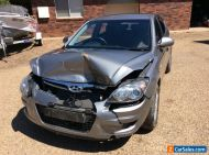 Damaged 2010 Hyundai I30 Manual low kms repairable write off