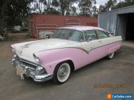 1955 ford crown victoria customline mainline