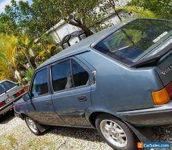 VOLVO CAR 360GLT RALLY 2.0L RWD METALLIC BLUE 1986 WAS CLUB REGISTERED OFFERS!