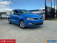 2015 Volkswagen Polo 6R 81TSI Comfortline Hatchback 5dr DSG 7sp 1.2T [MY15] A