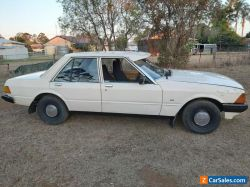 1980 Ford Falcon XD S-Pack, factory 4 speed manual, matching numbers 6 cylinder.