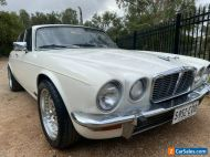 Jaguar XJ6 Series 2 Custom, Big $$$ spend, muscle car, Classic