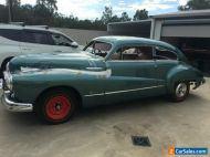 1948 Buick 2 door coupe