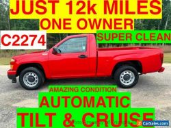 2012 Chevrolet Colorado JUST 12k MILES! ONE OWNER! CRUISE CONTROL