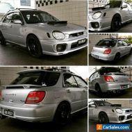 2001 Subaru Impreza WRX Hatch