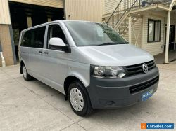 2010 Volkswagen Caravelle T5 Silver Automatic A Wagon