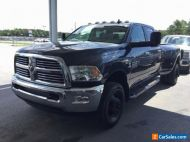 2014 Ram 3500 4x4 Big Horn 4dr Crew Cab 8 ft. LB DRW Pickup