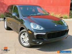2015 Porsche Cayenne AWD 4DR 3.0 TDI Diesel Pano Roof Driver Assist AC Seats