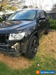 2012 Jeep Grand Cherokee Limited 4x4 Auto Damaged / wrecking not on WOVR