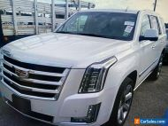 2016 Cadillac Escalade Premium Collection 4dr SUV