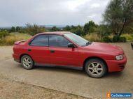 Subaru Impreza RX 1998