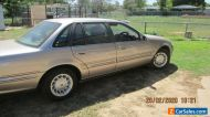 1997 FAIRLANE GHIA, GOLD, ONLY 186000, NEW REGO, TOWBAR, MAY SWAP. VERY LOW KMS